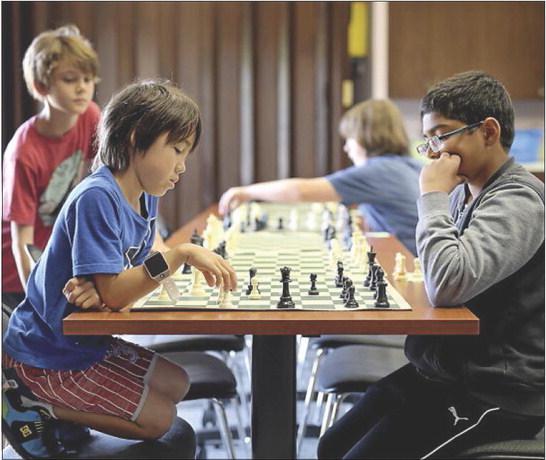 Chess Tournament May 28 2016