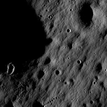LRO First Light